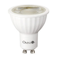 8W LED MR16 Dimmable Spotlight 38°