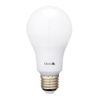 12W LED Dimmable A65 Bulb