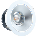 12W LED Deluxe Recessed Downlight 4""
