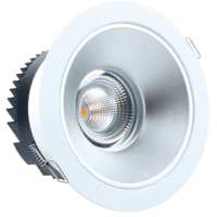 40W LED Deluxe Recessed Downlight 8""