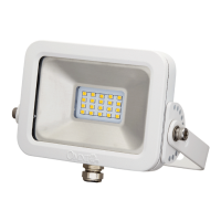 10W LED Weatherproof Slim Flood Light