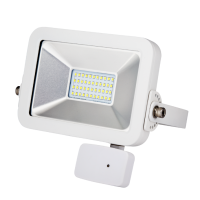 30W LED DUO Sensor Weatherproof Slim Flood Light