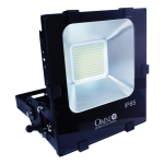 100W LED Weatherproof Square Flood Light