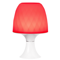 Gemlite LED Bedroom Mood Lamp Pearl+Ruby